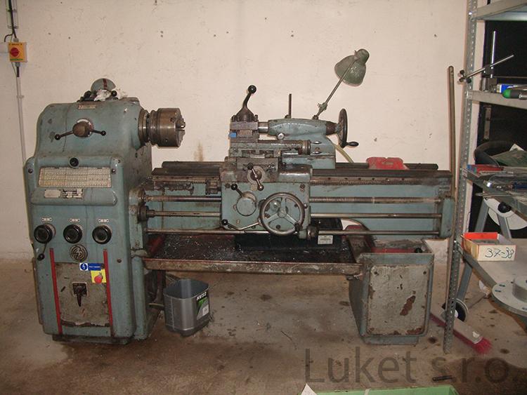 Traditional turning machine