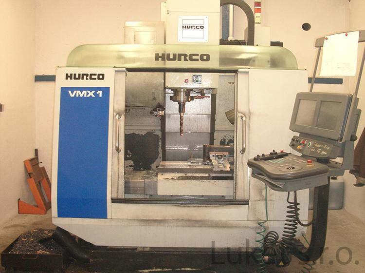 CNC vertikální frézovací centrum Hurco VMX 1