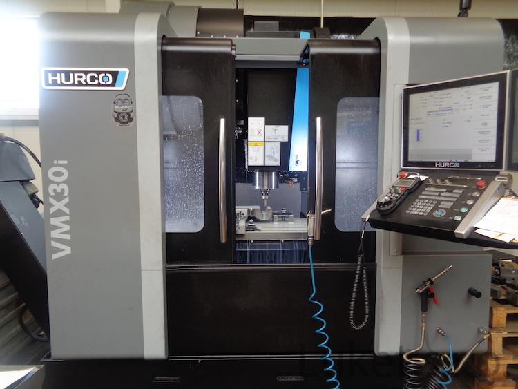 CNC vertikální frézovací centrum Hurco VMX 30i